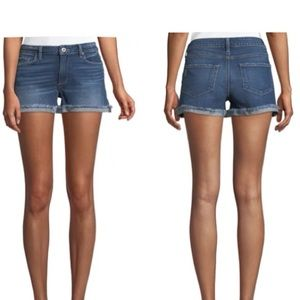 "PAIGE Shorts - Paige Denim ""Jimmy Jimmy Shorts"" [Anthropologie]"
